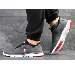 Купить Мужские кроссовки Fila Fitness темно-серые