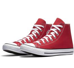 Купить Чоловічі кеди Converse Chuck Taylor All Star High червоні в Украине