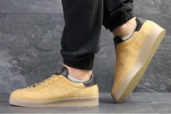Мужские кроссовки Adidas Topanga светло-коричневые