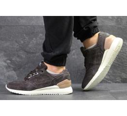 Купить Мужские кроссовки Asics GEL-Lyte III темно-коричневые