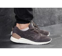 Купить Чоловічі кросівки Asics GEL-Lyte III темно-коричневі в Украине