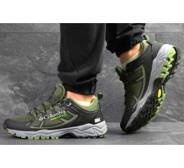 Купить Мужские кроссовки Columbia Montrail зеленые