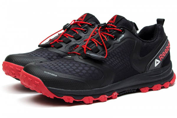 Мужские кроссовки Reebok All Terrain Extreme GTX черные с красным