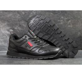 Купить Мужские кроссовки Fila черные в Украине