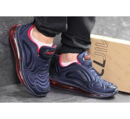 Купить Чоловічі кросівки Nike Air Max 720 темно-сині в Украине