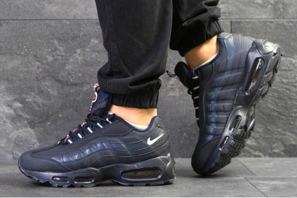 d4825bbe Nike (Найк) кроссовки Air Max 95 OG темно-синие купить | ASPOLO