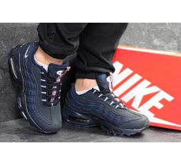 Купить Мужские кроссовки Nike Air Max 95 OG темно-синие в Украине