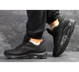 Купить Мужские кроссовки Nike Air Max 98 х Off-White черные
