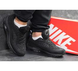 Купить Чоловічі кросівки Nike Air Max 98 х Off-White чорні в Украине
