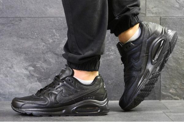 Мужские кроссовки Nike Air Max Command черные