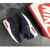 Мужские кроссовки Nike Air Max Command темно-синие с белым