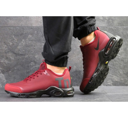 Купить Мужские кроссовки Nike Air Max Plus TN Ultra SE бордовые