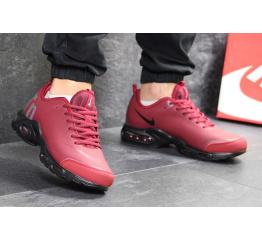 Купить Мужские кроссовки Nike Air Max Plus TN Ultra SE бордовые в Украине