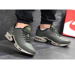 Купить Мужские кроссовки Nike Air Max Plus TN Ultra SE хаки в Украине