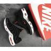 Мужские кроссовки Nike TN Air Max Plus черные с красным и белым