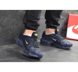 Купить Чоловічі кросівки Nike TN Air Max Plus темно-сині в Украине