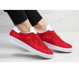 Купить Женские кроссовки Adidas Topanga красные в Украине