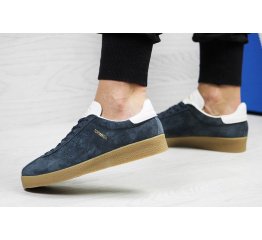 Купить Женские кроссовки Adidas Topanga синие в Украине