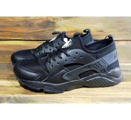 Купить Женские кроссовки Nike Air Huarache черные