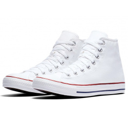 Женские кеды Converse Chuck Taylor All Star High белые
