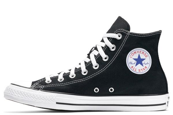 Чоловічі кеди Converse Chuck Taylor All Star High чорні