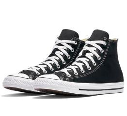 Купить Жіночі кеди Converse Chuck Taylor All Star High чорні в Украине