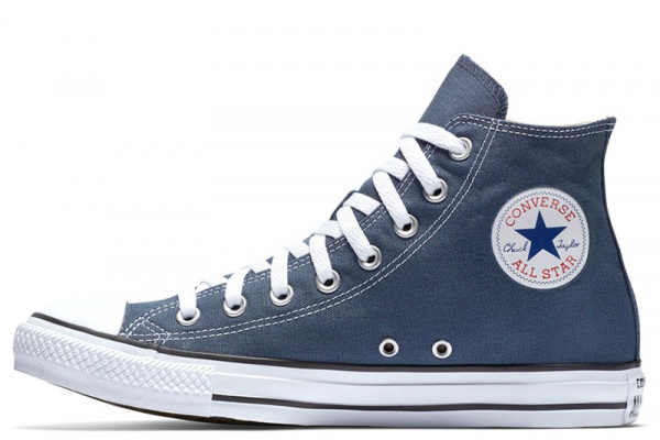 Чоловічі кеди Converse Chuck Taylor All Star High сині