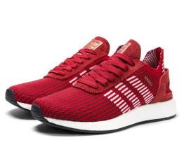 Купить Мужские кроссовки Adidas Iniki Runner Boost Primeknit красные