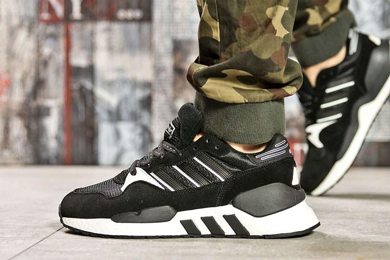 buy popular 26cea fedc3 Мужские кроссовки Adidas Originals ZX930 x EQT черные