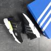 Мужские кроссовки Adidas POD S3.1 черные с белым