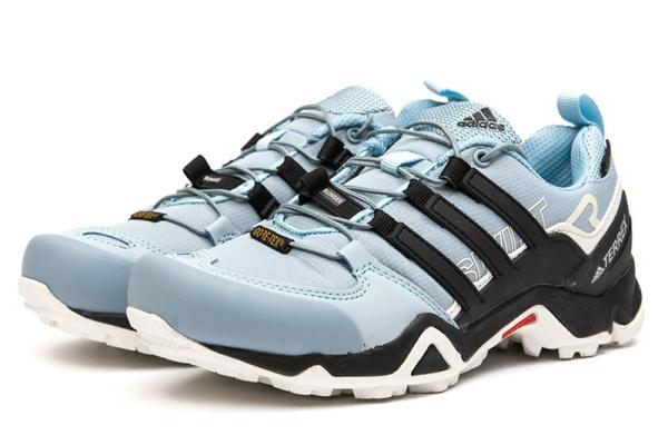 Женские кроссовки Adidas Terrex Swift R GTX голубые