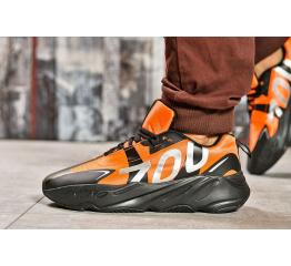 Купить Чоловічі кросівки Adidas Yeezy Boost 700 VX помаранчеві