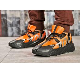 Купить Чоловічі кросівки Adidas Yeezy Boost 700 VX помаранчеві в Украине