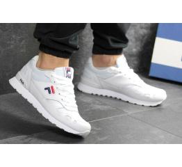 Купить Мужские кроссовки Fila белые в Украине