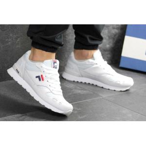 Мужские кроссовки Fila белые