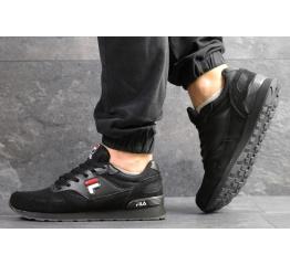 Купить Мужские кроссовки Fila черные