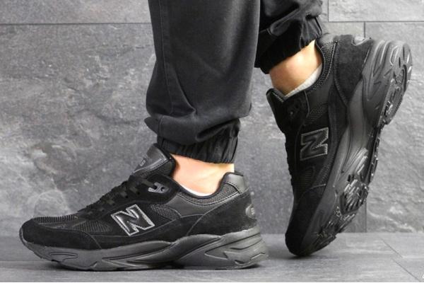 Мужские кроссовки New Balance 991.9 черные