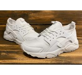 Купить Чоловічі кросівки Nike Air Huarache білі в Украине