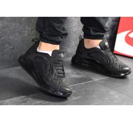 Купить Чоловічі кросівки Nike Air Max 720 чорні в Украине