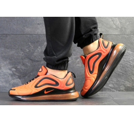 Купить Мужские кроссовки Nike Air Max 720 оранжевые