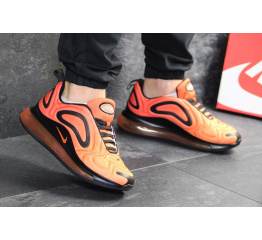 Купить Мужские кроссовки Nike Air Max 720 оранжевые в Украине