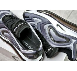 Купить Чоловічі кросівки Nike Air Max 720 сірі в Украине
