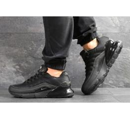 Купить Мужские кроссовки Nike Air Max 95 + Max 270 черные