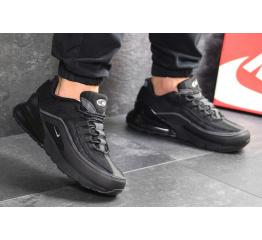 Купить Мужские кроссовки Nike Air Max 95 + Max 270 черные в Украине