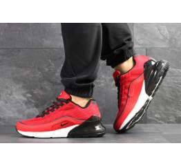 Купить Мужские кроссовки Nike Air Max 95 + Max 270 красные