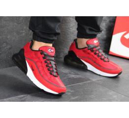 Купить Мужские кроссовки Nike Air Max 95 + Max 270 красные в Украине
