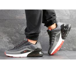 Купить Мужские кроссовки Nike Air Max 95 + Max 270 серые