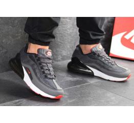 Купить Мужские кроссовки Nike Air Max 95 + Max 270 серые в Украине