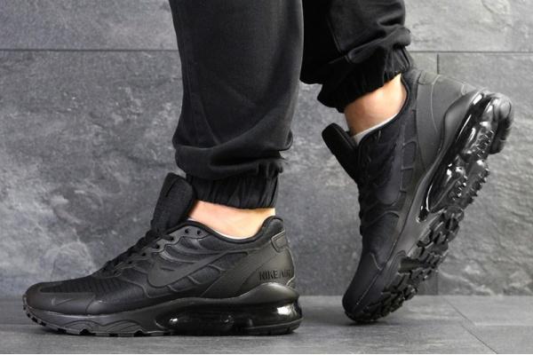 Мужские кроссовки Nike Air Vapormax Turbo черные