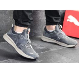Мужские кроссовки Puma Ignite Evoknit Lo 2 серые